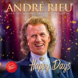 André Rieu 2_Cover_Happy Days_van Almsick_Agentur für Künstler_Grünwald bei München