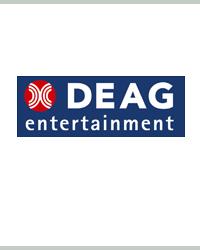 Logo DEAG Entertainment